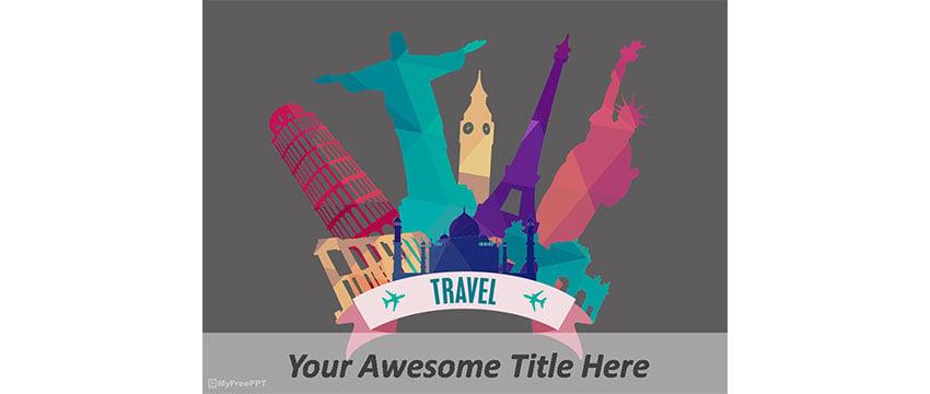 Tourism PowerPoint Presentation Free Download