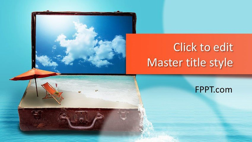 Best Travel and Tourism PowerPoint Presentation Templates for Free