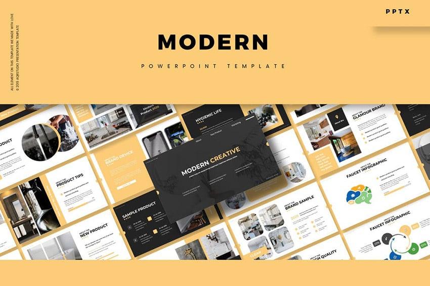 Modern Slide Design