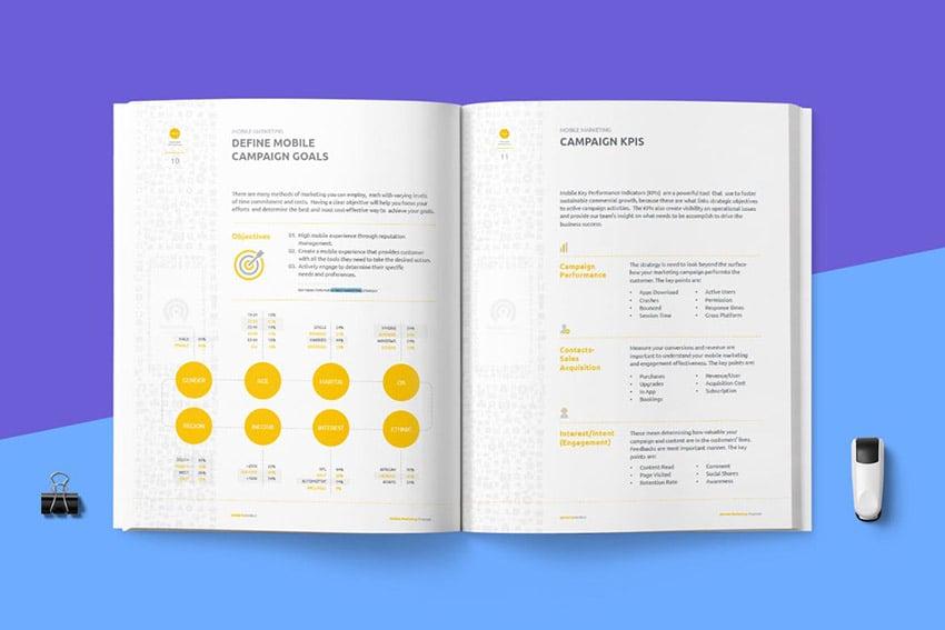 Mobile Digital Marketing Proposal PDF