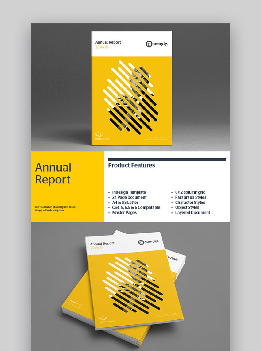 Best Annual Report Format