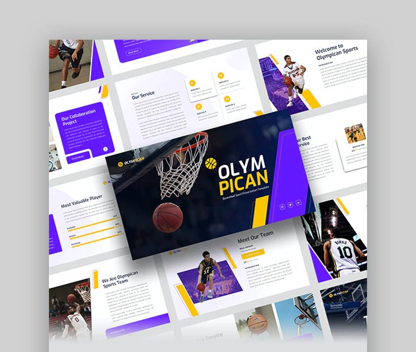 Olympican Presentation About Sport