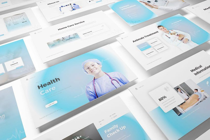 Health Care PowerPoint Template