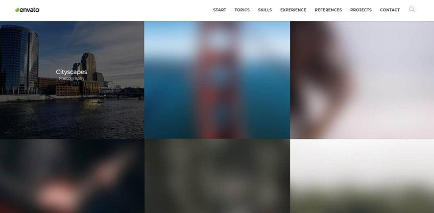 html leicht gemacht web design für anfänger tutorial works section hover