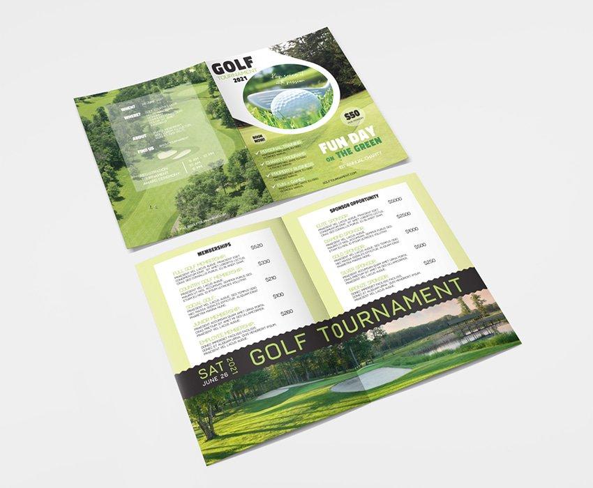 Brochure Design Tutorial Illustrator