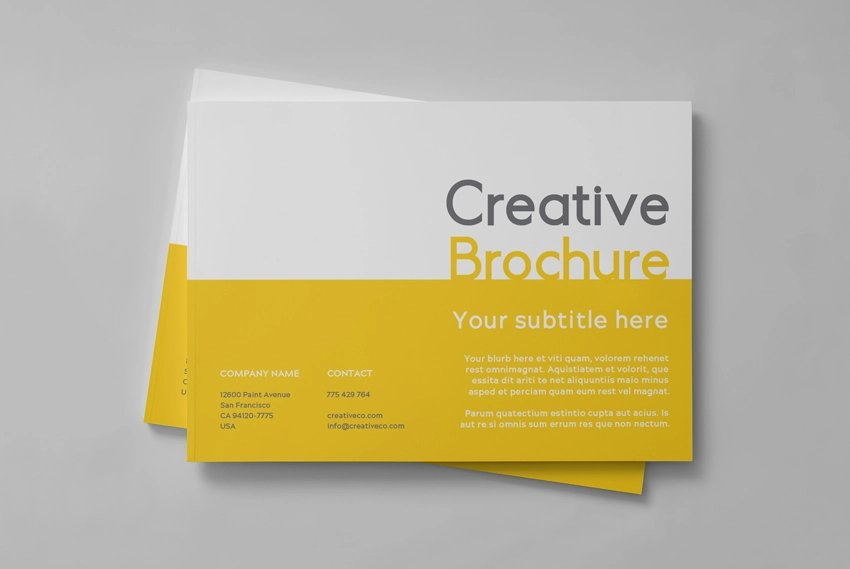 Adobe InDesign Brochure Tutorial