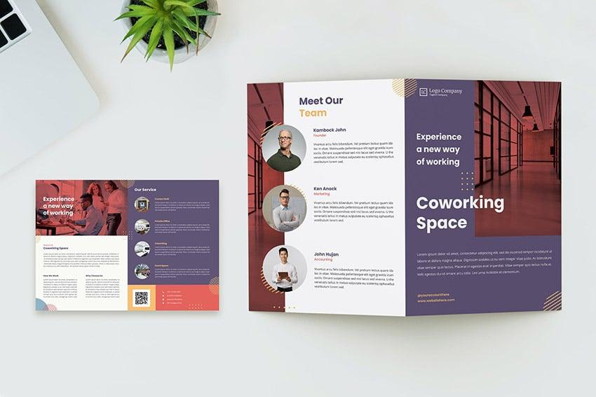 Photoshop Brochure Design