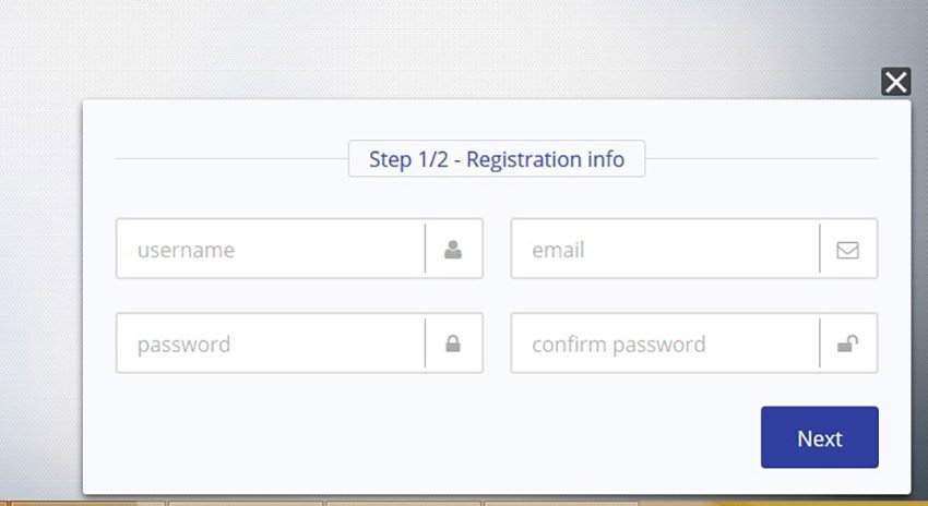 Just Forms Templates Download With Script to Verify Email Address