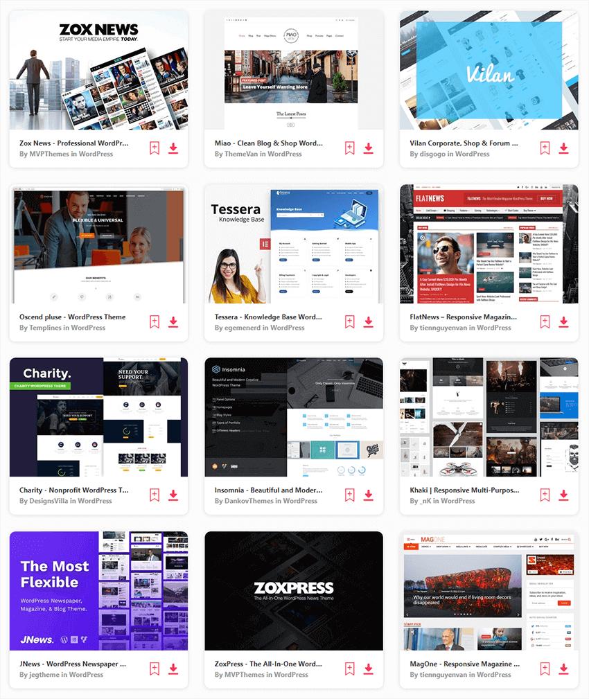 Envato Elements - an unlimited subscription service
