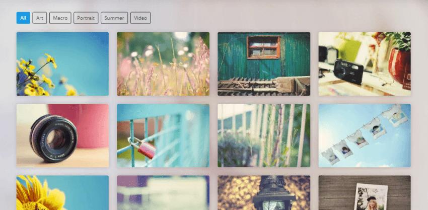 Go Portfolio - powerful portfolio plugin for WordPress