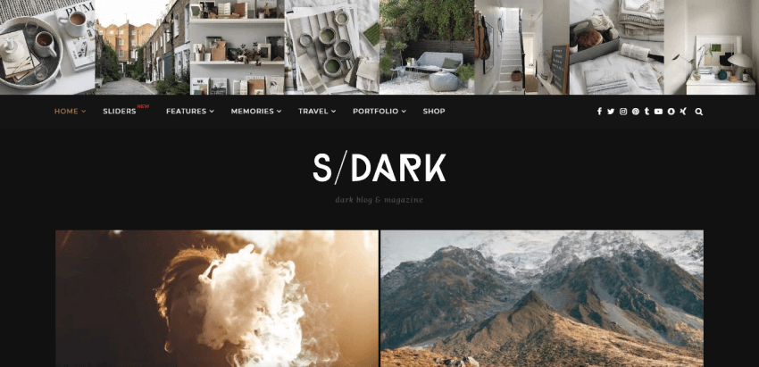 Soledad - Stunning premium theme for blogs and magazines