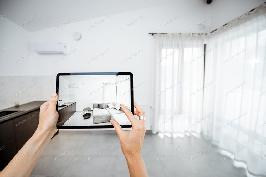 3D model & augmented reality (AR)