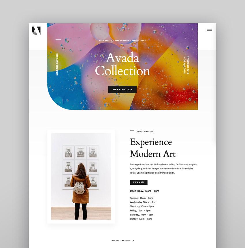Avada - Best Selling WordPress Business Theme