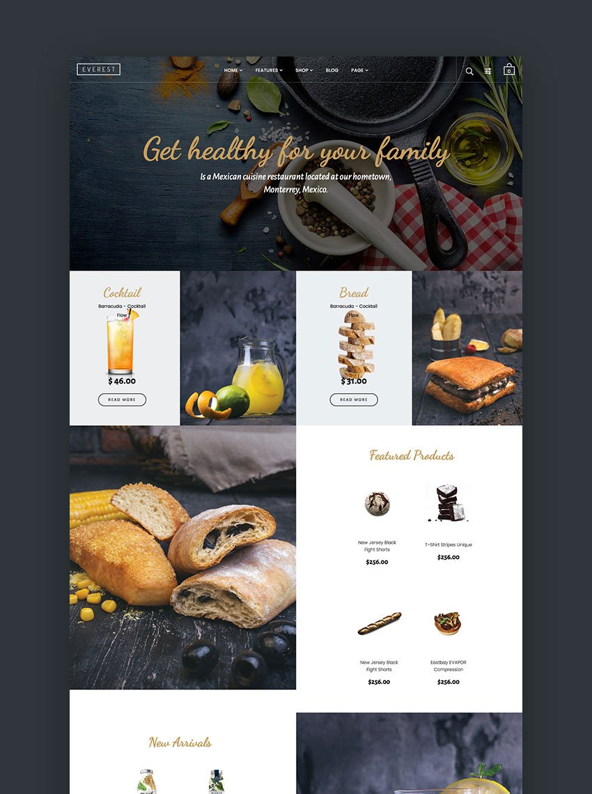 Everest - Multipurpose Responsive Shopify Theme
