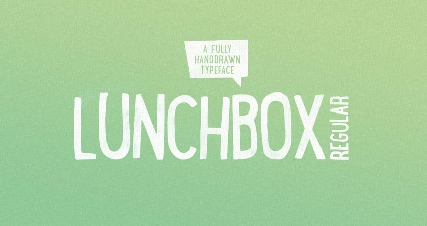 Lunchbox Regular by kimmydesign