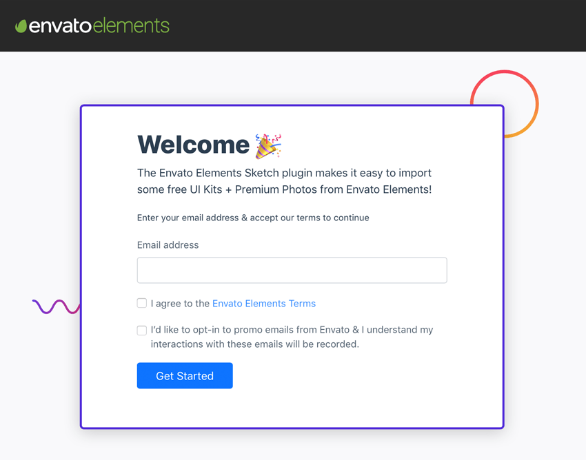 welcome to the sketch plugin