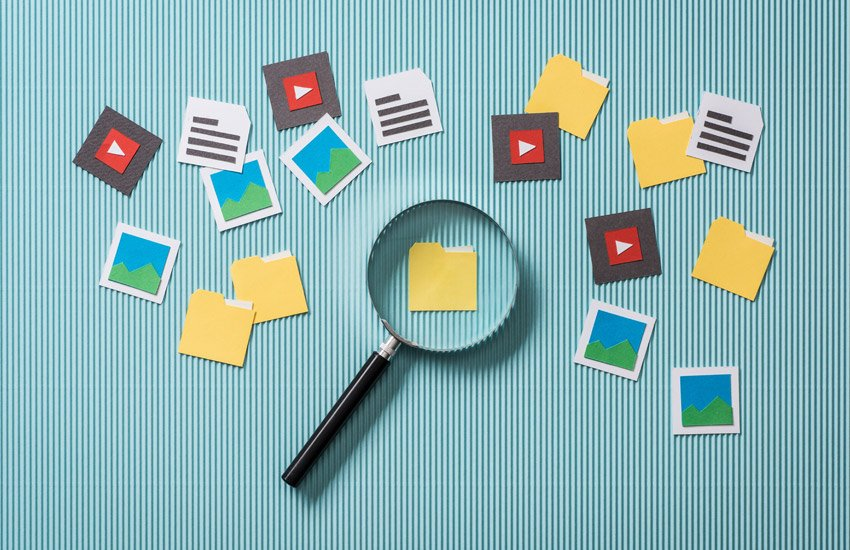 File search and analysis