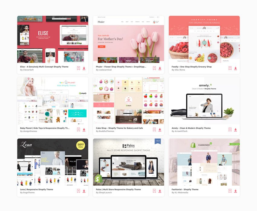 Stunning Beauty and Cosmetic Shopify Themes on Envato Elements With Unlimited Use