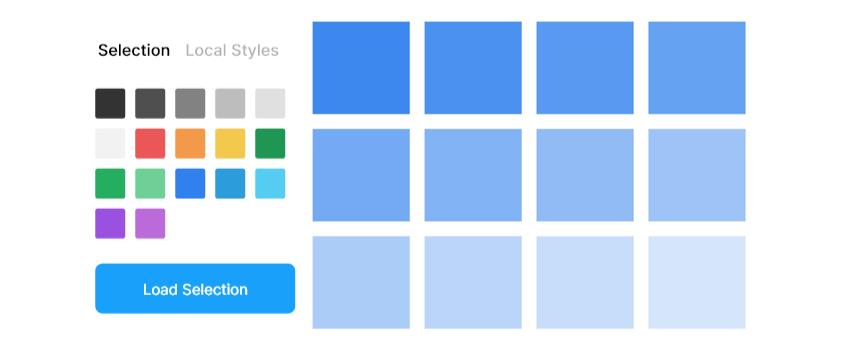 Color Designer figma plugin