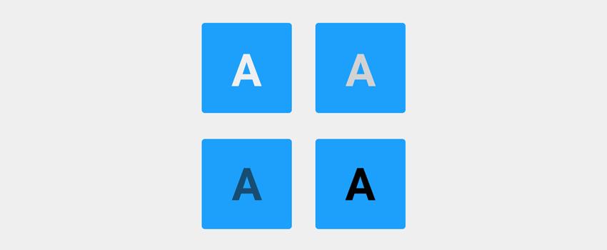 Color Contrast Checker figma plugin