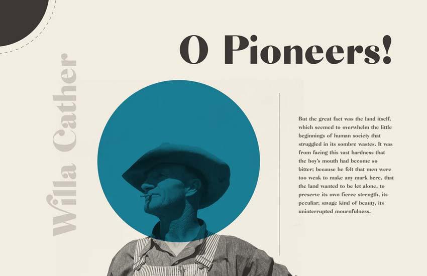 Riley - A Modern Typeface