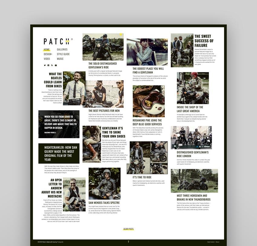 Patch Best News Theme WordPress