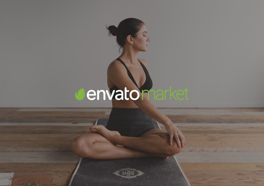 yoga wordpress themes on Envato Market
