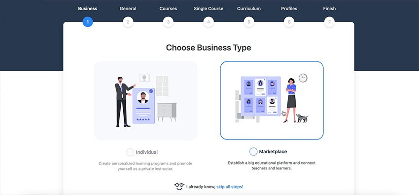 business type
