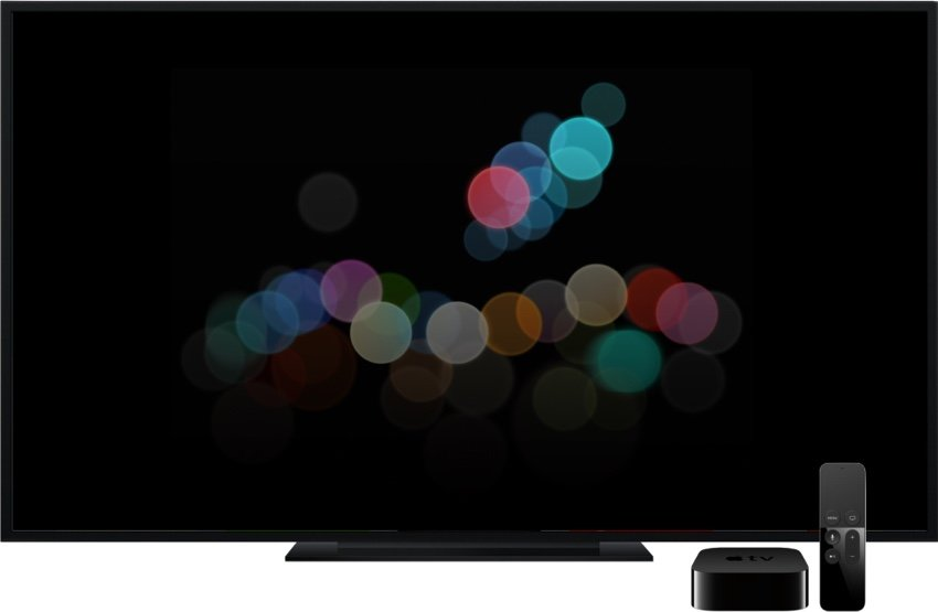 Watch the Apple special event on Apple TV using the Safari web browser