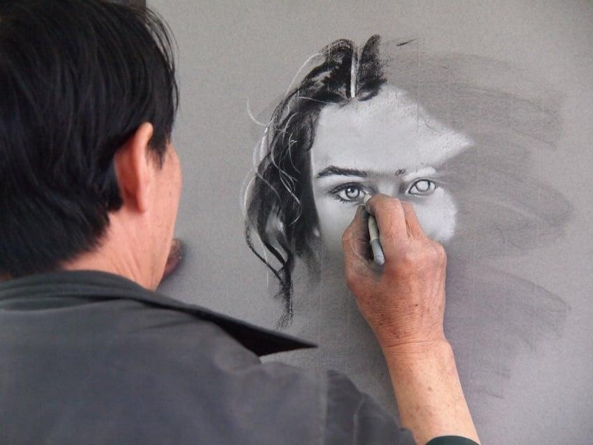 Artists canvas