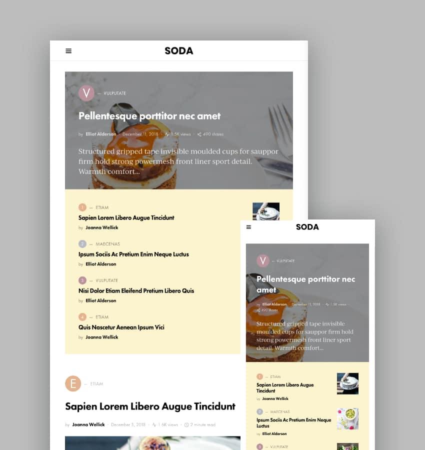 Squaretype WordPress Responsive Theme