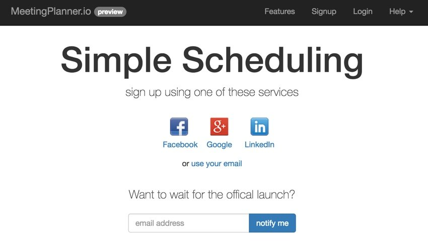 Yii2 Programming Active Record - Example of Home Page Launch Email Gathering