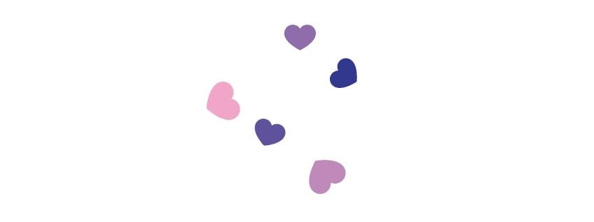 The heart arrangement