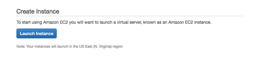 Launch instances