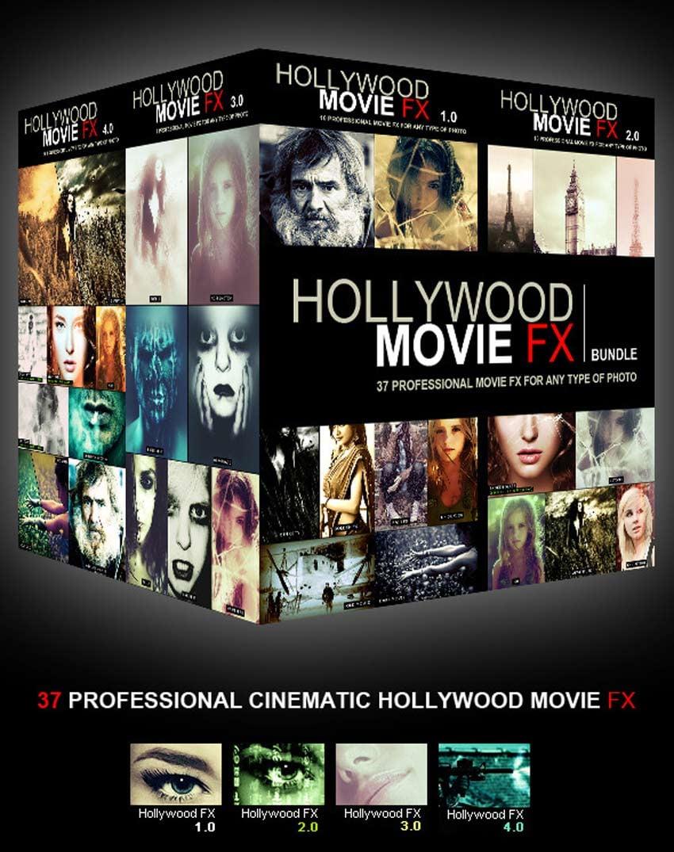 37 Cinema Hollywood Movie FX Bundle