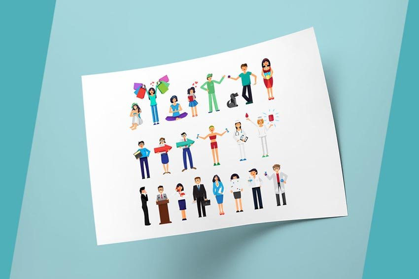 People Vector Pack