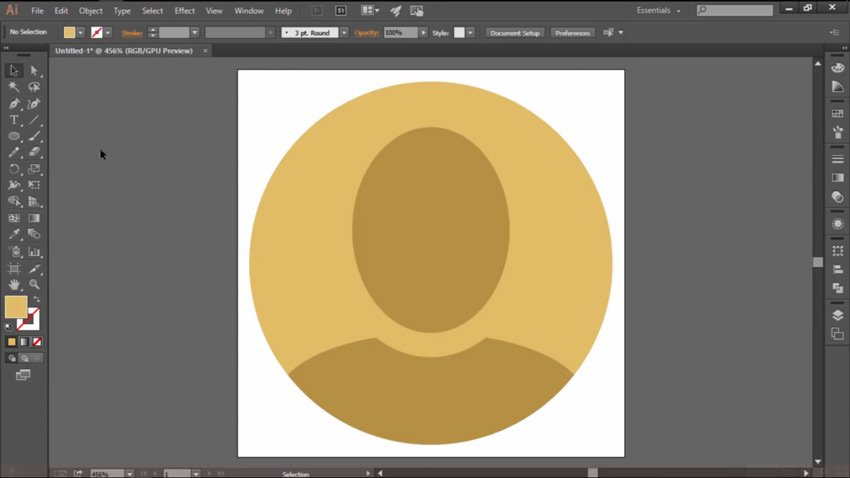 How to Finish a Vector Avatar