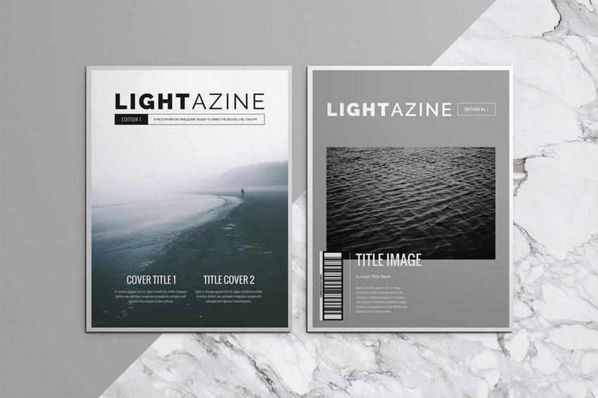 Lightazine Magazine