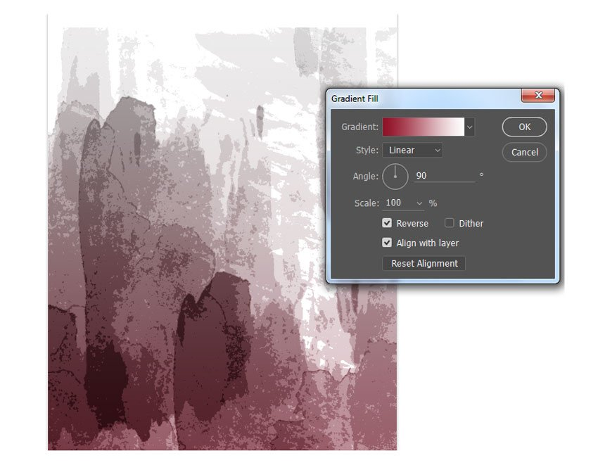 Add a Gradient Fill for Color