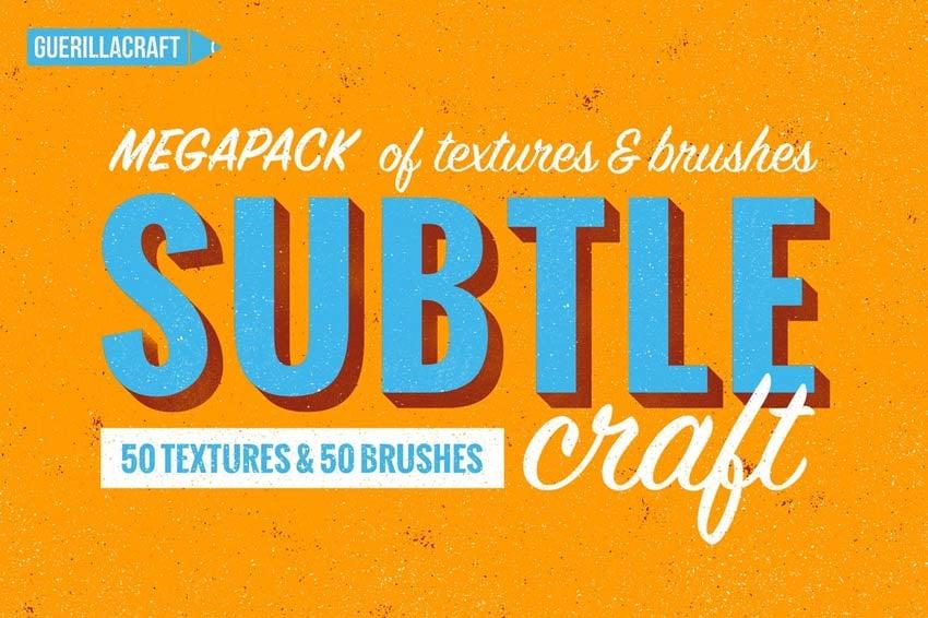 Subtlecraft - Brushes