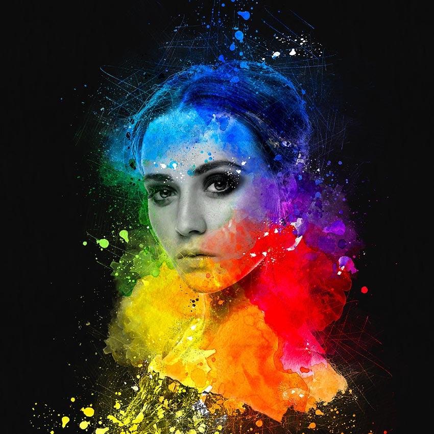 Ultimatum - Digital Art Photoshop Action