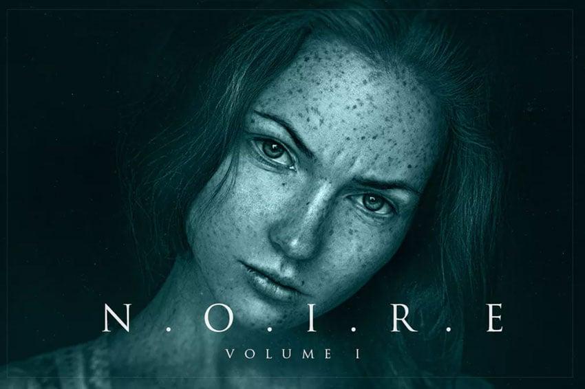 Noire Photoshop Actions Download