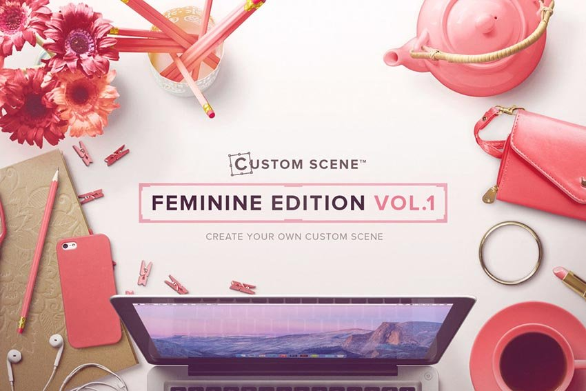 Feminine Ed Vol 1 - Custom Scene