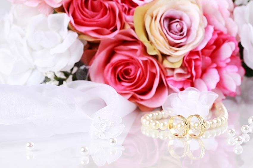Wedding Flowers from Photodune