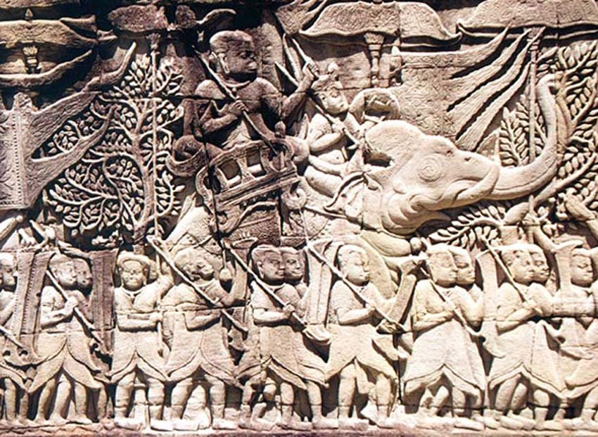Stone Carvings from Asian Art