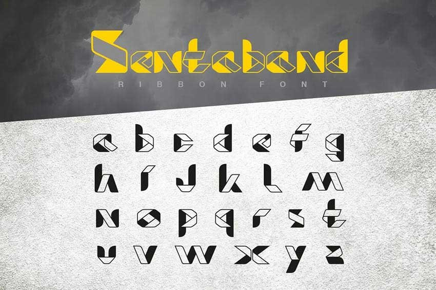 Sentaband Font