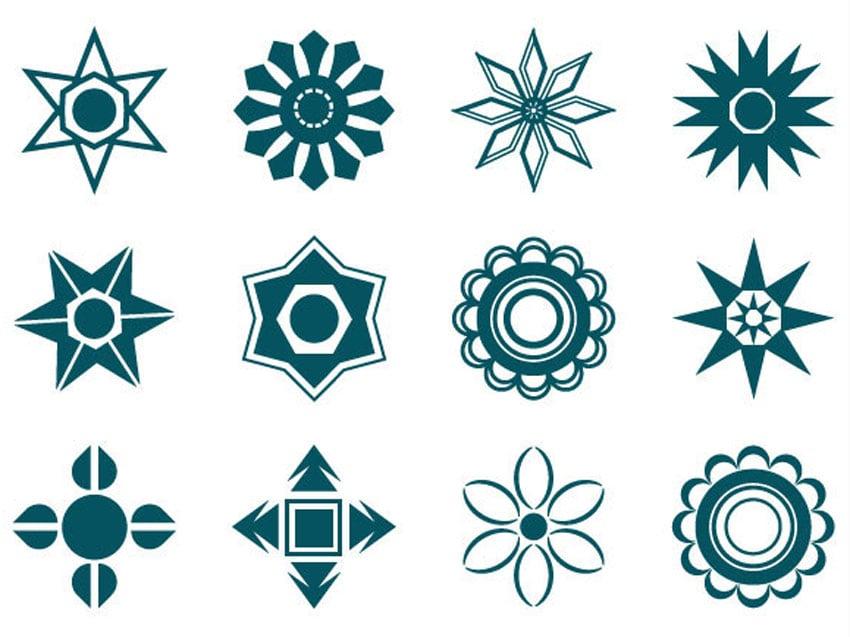 40 Geometric Art Designs
