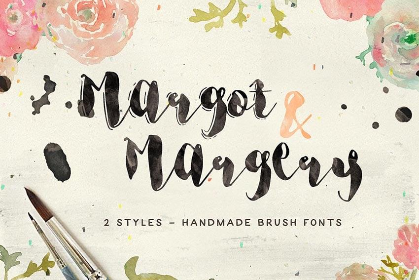 Margot Margery Typeface