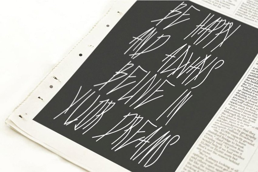 LAM Font