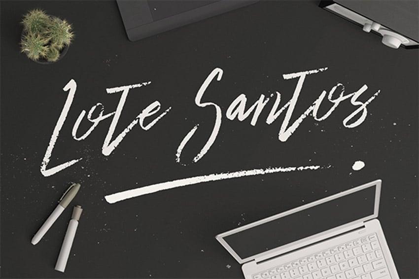 Lote Santos Font